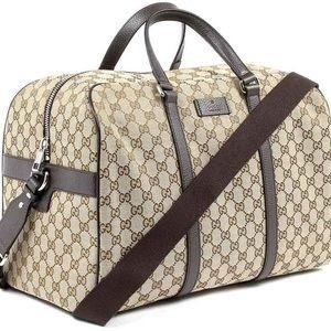 Handbags - ✖️Sold✖️Gucci Travel Duffle Bag